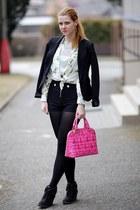 F&F blazer - Domi bag - F&F wedges