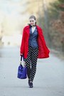 Purple-deichmann-shoes-red-terranova-coat-blue-denim-orsay-blazer-black-an
