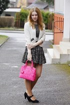 Domi bag - CCC shoes - Zara dress - Pimkie blazer - Orsay belt