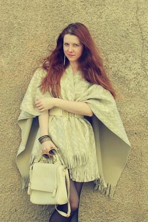 poncho TK Maxx coat