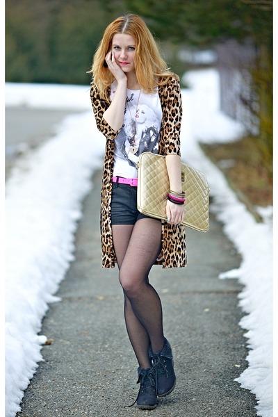 Ebay cardigan - Pimkie shorts