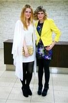 Doll Boutique dress - H&M purse - Body Central necklace