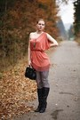 Lulus-dress-humanic-boots-new-yorker-leggings-lindex-bag
