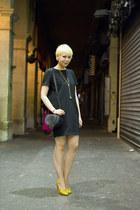 Miu Miu heels - Zara dress - Chloe bag