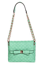 aquamarine LuLus purse