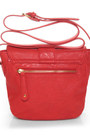 Red Gold Detai LuLus Bags