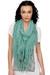 fringed LuLus scarf
