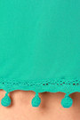 Turquoise Blue LuLus Tops