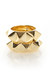 gold stud LuLus ring