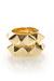 gold stud LuLus ring