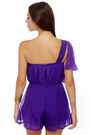 Purple LuLus Rompers