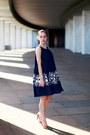 Zara-shoes-chicwish-dress