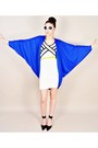 Charlotte-russe-dress-vintage-jacket-round-mod-kiss-sunglasses-target-belt