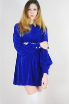 blue Lush Love Lita dress