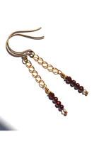 Budget Luxuries earrings