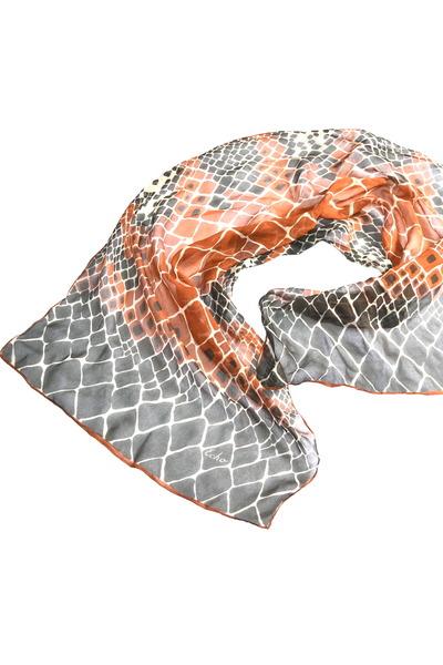 vintage scarf echo scarf