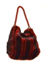Ruby-red-faux-fur-lanzetti-lexiapel-purse