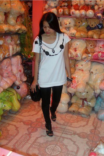 blouse - leggings