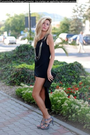black Dailylook dress