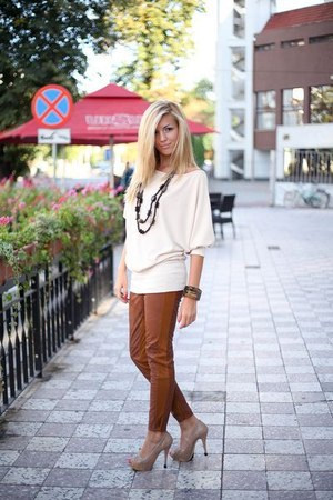Dailylook shoes - Dailylook jeans - Dailylook blouse