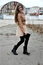 H&M jacket - H&M boots