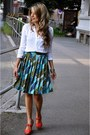 Fashion-h-m-shoes-linen-h-m-skirt-linen-mango-blouse