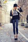 Black-new-look-jacket-navy-zara-pants-black-wilady-heels
