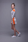 Fluo-orange-mintfields-dress