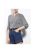 mixmoss blouse