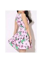 mixmoss dress
