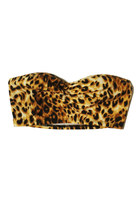 Run Cheetah Tube Top