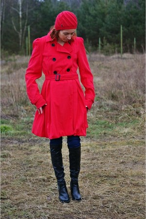 red GAMISS coat