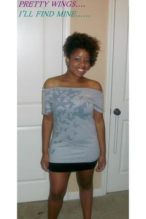 Target shirt - forever 21 dress