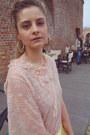 Pastel-confused-by-alina-dress-laura-bag-h-m-earrings-cuff-h-m-bracelet