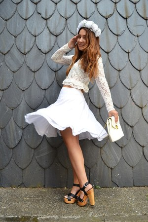 Zara skirt - Zara top