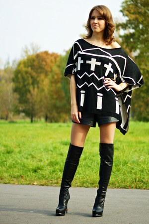 black Modekungen sweater