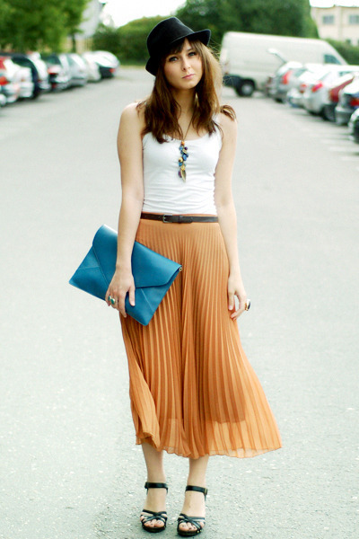 Romwecom bag - Romwecom skirt - H&M sandals