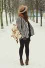 Dark-brown-vagabond-boots-black-do-a-fashion-coat