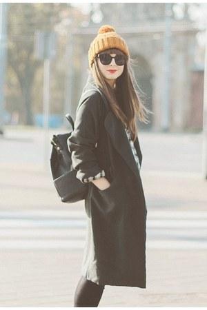 gray Choies coat