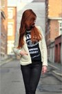 Navy-jack-daniels-t-shirt-black-topshop-boots-black-glitter-h-m-jeans
