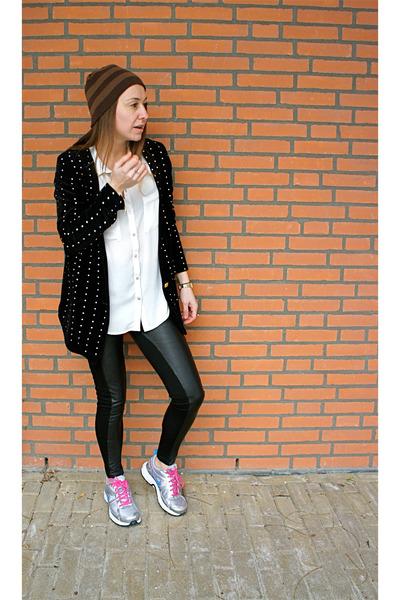 Running Topshop Studs Zara LeggingsVelvet Nike SneakersPaneled ARq4j35L