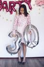 Bubble-gum-embellished-asos-dress