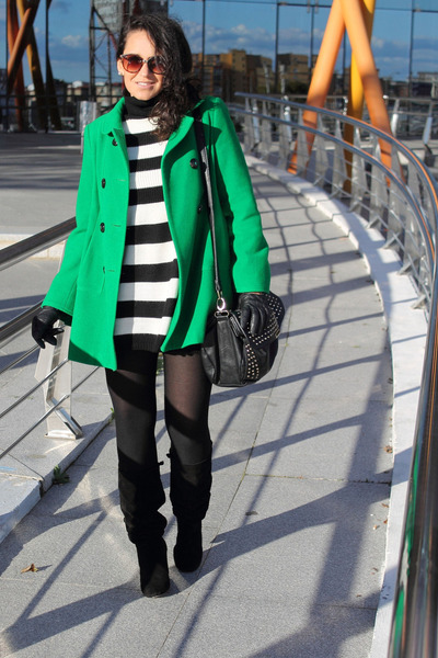 Zara coat - vintage dress