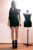 black Maiden dress