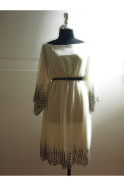Maiden dress - belt