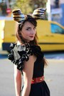 Fcuk-dress-vintage-belt-zara-boots-h-m-tights-marc-by-marc-jacobs-access
