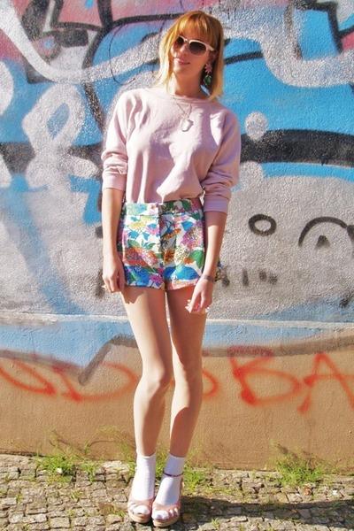 shorts - jumper