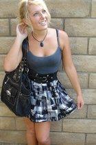 forever 21 top - Forever21 accessories - Forever21 skirt