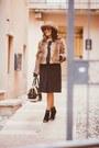 Black-giuseppe-zanotti-shoes-dark-brown-mauro-grifoni-jacket