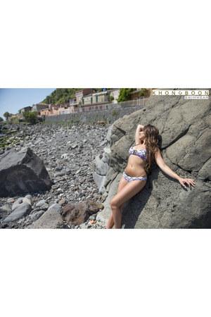 light purple Khongboon Swimwear swimwear